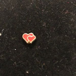 Jewelry - Charm for locket double 💕 Heart